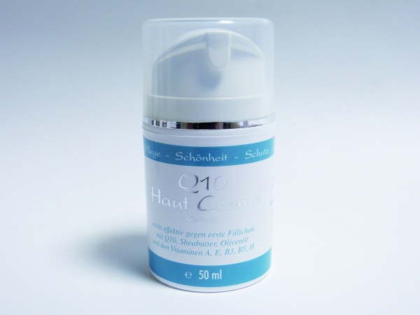Q10 Gerimed Haut Creme - 50 ml