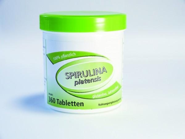 Spirulina platensis 400 mg Gerimed