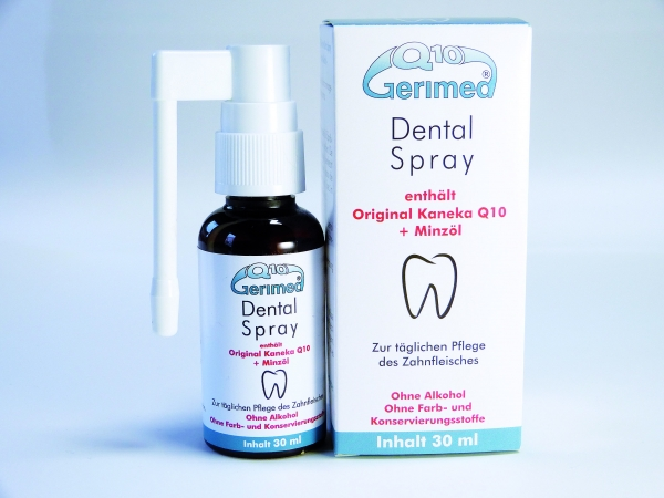 Q10 Gerimed Dental Spray ohne Alkohol